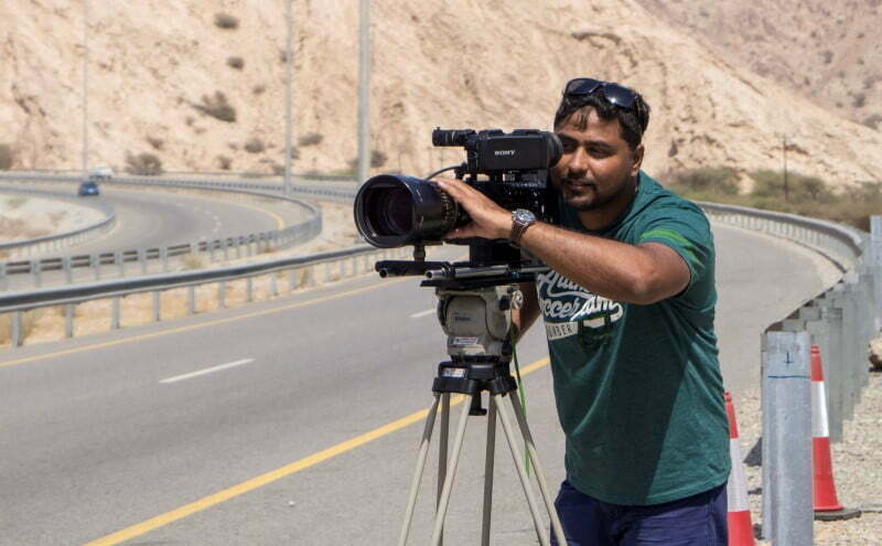 Microlise UK - MAN Trucks Action Films Oman